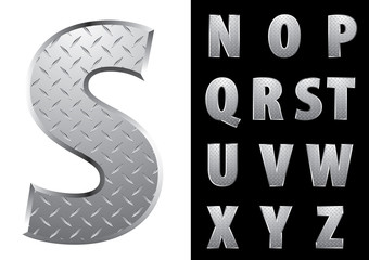 hard metal alphabet2
