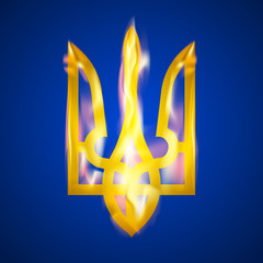 Ukraine in fire
