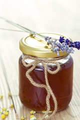Honey with Lavender and Chamomile