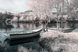 Infrared river boats