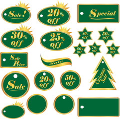 Sales Stickers 2
