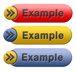 example button