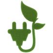 grüne erneuerbare Energie