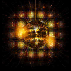 disco ball party background2