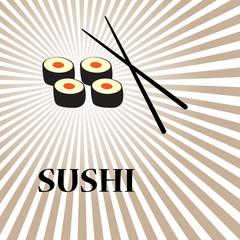 Vector sushi