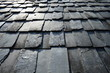 Wall Background, slate roof plates background