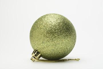 Bola decorativa verde