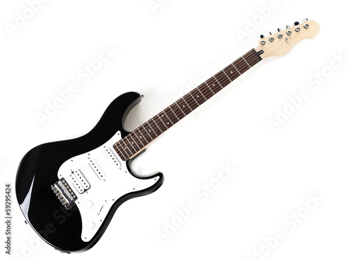 Leinwanddruck Bild Gitarre