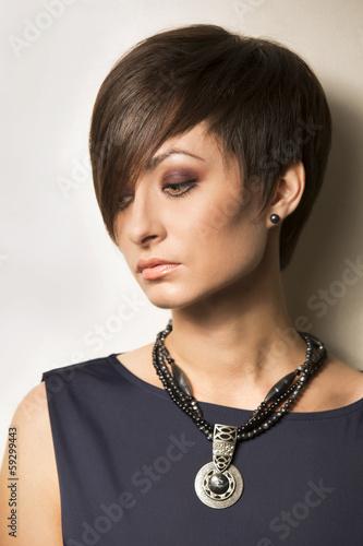 Beautiful woman - 59299443