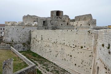 Monte Sant'Angelo Castle