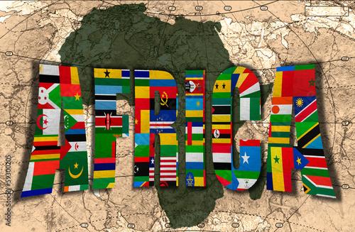 Africa, the Dark Continent