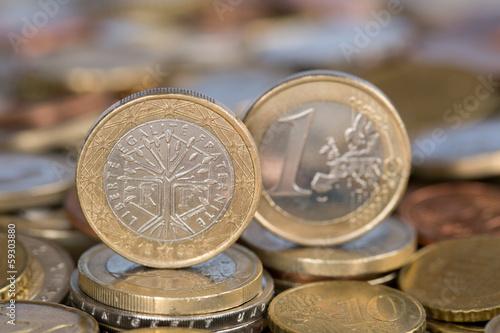 1 Euro France Frankreich