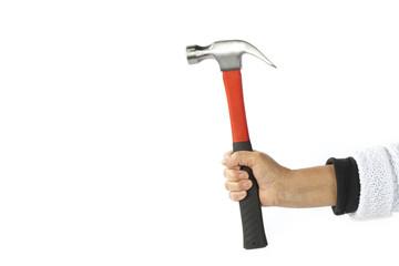 gripped hammer