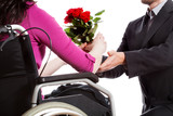 Proposing to disabled