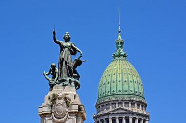 Buenos Aires, Kongresspalast
