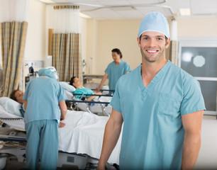 Post Surgery ward in Hospital