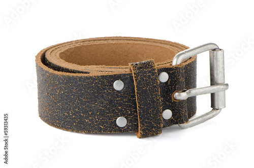 Belt isolated