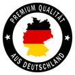 """Patch """" Premium Qualität aus Deutschland """""""