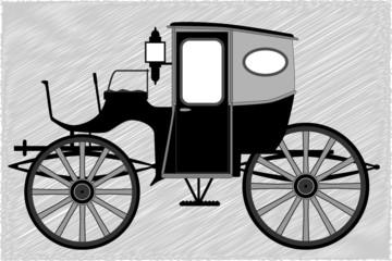 Carriage Clock Face