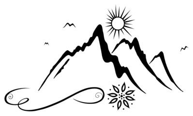 Wandern, Berg, Bergsteigen, Klettern