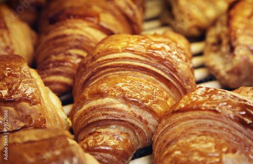 Aluminium Bakkerij croissant