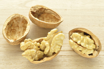 Walnuts in closeup 5