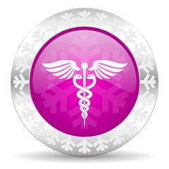 emergency christmas icon