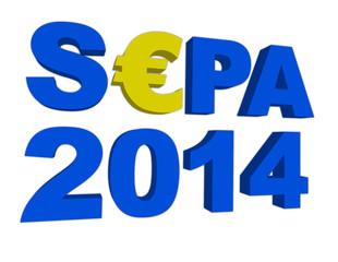 SEPA Schriftzug & 2014