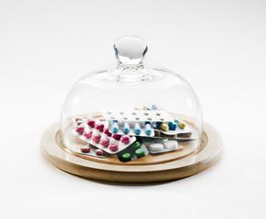 medicinal protection metaphor