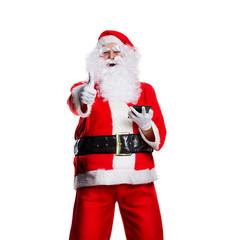 Gefällt dem Weihnachtsmann