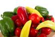 Fresh vegetables variety