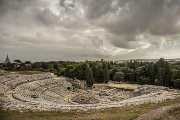 anfiteatro greco siracusa