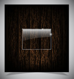 Abstract dark wood background