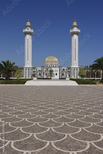 Aluminium Tunesië Habib Bourguiba Mausoleum