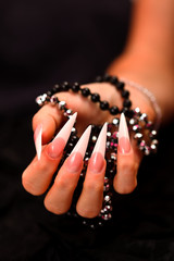 Nails and pearls