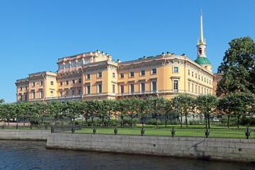Saint Michael's Castle, Saint Petersburg, Russia