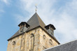 Church tower of village Delden in the Netherlands