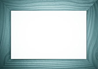wooden picture frame background