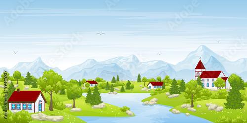 Sommer in Norwegen