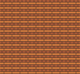 brickwork of the English ligation