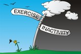Choice: Exercise or Inactivity