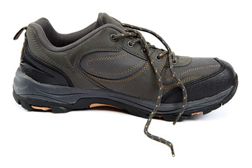 Men's sports shoes. Sneakers.