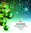 2014 Christmas Colorful Background.