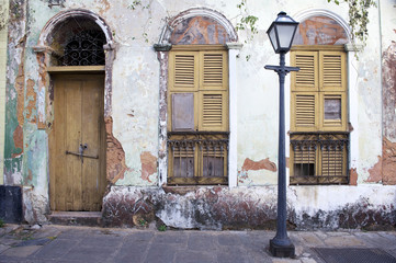 Neglected Brazilian Colonial Architecture
