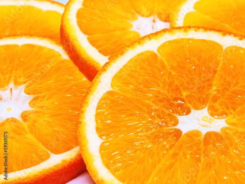 Orangenscheiben © rdnzl