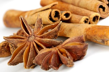 anise with cinnamon