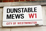 Dunstable Mews W1 a famous London Address