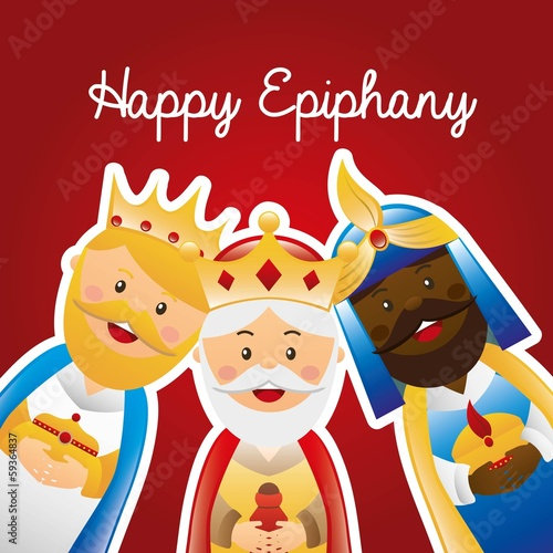 happy epiphany