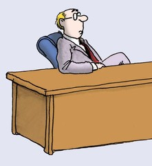 Sitting exec