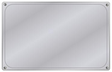 Schild Tafel Plakette metall  #131213-svg04